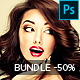 Skin Retouch Bundle - GraphicRiver Item for Sale