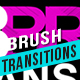 Brush Transitions Pack - VideoHive Item for Sale