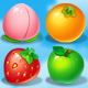 Fruit Match 3 Game Assets