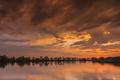 sunrise on the lake - PhotoDune Item for Sale