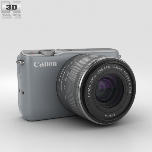 Canon EOS M10 Gray