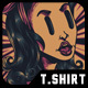 Missed! T-Shirt Design - GraphicRiver Item for Sale