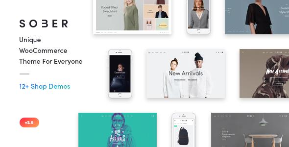 20 Best Fashion Ecommerce Themes for WordPress 2019 5