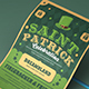 St. Patrick Flyer - GraphicRiver Item for Sale