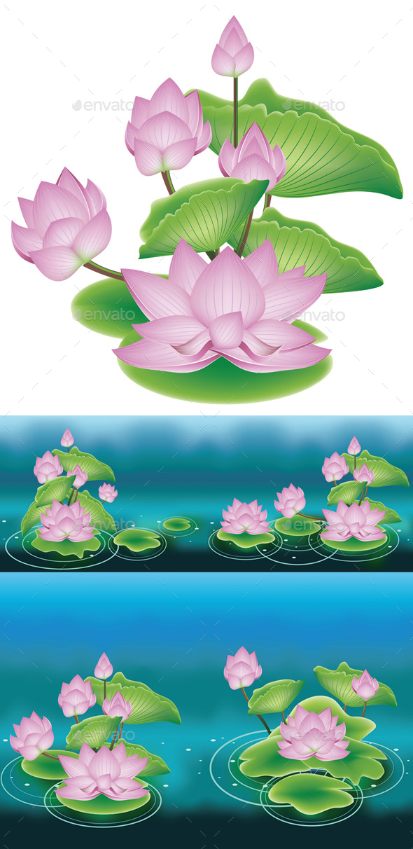 Lotus flower with leaves lotus flower with leaves flowers plants nature mightylinksfo