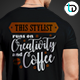 Coffee T-shirt Vintage Badge - GraphicRiver Item for Sale