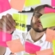 Man Post in Sticky Note While Meeting in Office on the Sticker Is Written TEAM - VideoHive Item for Sale
