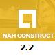 Nah Multipurpose Construction Drupal 8 - ThemeForest Item for Sale