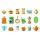 Kitchenware Sett, Kitchen Utensils, Cookware f