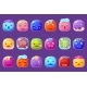 Colorful Buttons Emoticons Sett  - GraphicRiver Item for Sale
