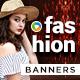Fashion Sale Banner Set - GraphicRiver Item for Sale