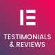 Testimonial & Reviews for Elementor Page Builder