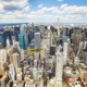 Aerial view of the Manhattan, New York, USA. - PhotoDune Item for Sale