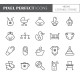 Baby Theme Pixel Perfect 48X48 Icons. - GraphicRiver Item for Sale