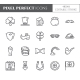 St. Patrick's Day Theme Pixel Perfect Icons. - GraphicRiver Item for Sale