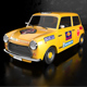 3D model Mini Cooper - 3DOcean Item for Sale