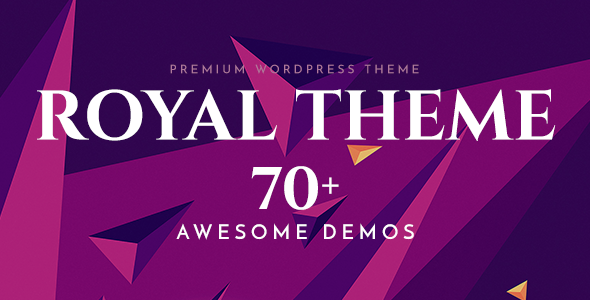 Image of Royal - Multi-Purpose WordPress Theme