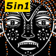 Black Mask VJ - VideoHive Item for Sale