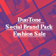 DuoTone Social Brand Pack - GraphicRiver Item for Sale