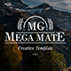 MegaMate - Creative Multipurpose WordPress Theme - ThemeForest Item for Sale