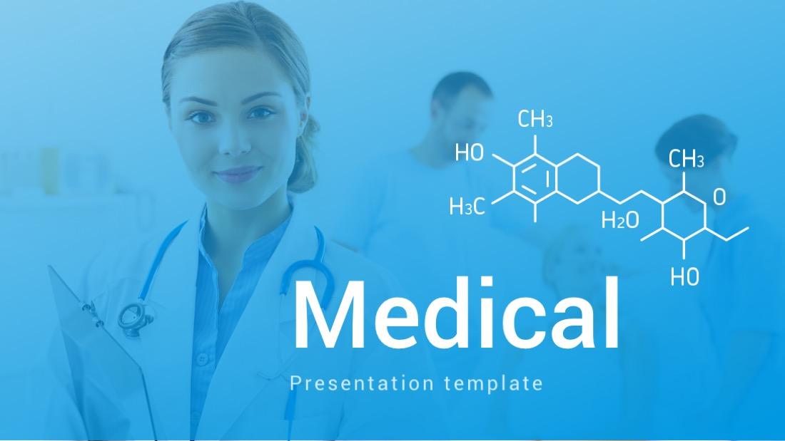 Medical Keynote Template