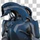 Futuristic Robot Soldier - 2 - VideoHive Item for Sale