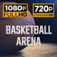 College Basketball Arena Backgrounds | 5-Pack (HD) - VideoHive Item for Sale