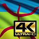 Berber Flag 4K - VideoHive Item for Sale