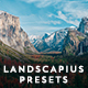 Landscapius 30 Lightroom Presets - GraphicRiver Item for Sale