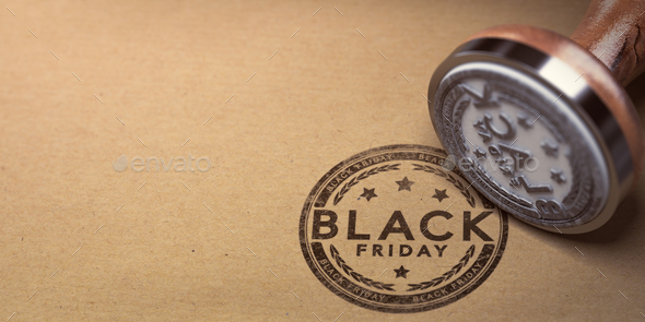 Black Friday - Stock Photo - Images
