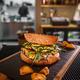 Delicious burger - PhotoDune Item for Sale