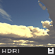 High Resolution Sky HDRi Map 191