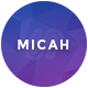 MICAH - Creative Multi-Purpose HTML5 Template - ThemeForest Item for Sale