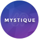 MYSTIQUE - Creative One Page HTML5 Template - ThemeForest Item for Sale
