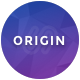 Origin-Creative One page HTML5 Template - ThemeForest Item for Sale