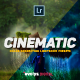 21 Pro Cinematic Lightroom Presets - GraphicRiver Item for Sale