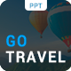 Travel Go Powerpoint Template - GraphicRiver Item for Sale