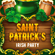 Saint Patrick's Day Party Flyer - GraphicRiver Item for Sale