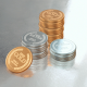 Precious Metal Coins Loop - VideoHive Item for Sale