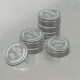 Silver Coins Background Loop - VideoHive Item for Sale