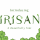 Irisan Font - GraphicRiver Item for Sale