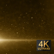 Gold Particles Background - VideoHive Item for Sale