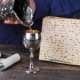 Still-life with Wine and Matzoh Jewish Passover Bread - VideoHive Item for Sale