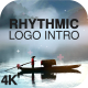 Rhythmic Logo Intro - VideoHive Item for Sale