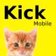 Kick - Viral & Buzz Mobile Template