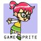 Nerdy Girl Game Sprites