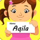 Girls Name 01 - GraphicRiver Item for Sale