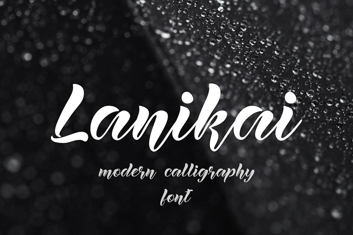Lanikai Font