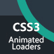CSS3 Loader Animations Kit