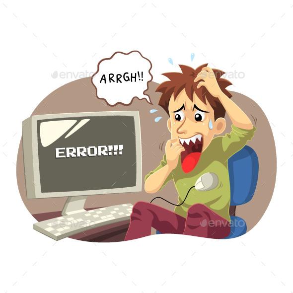 Computer Error - Computers Technology